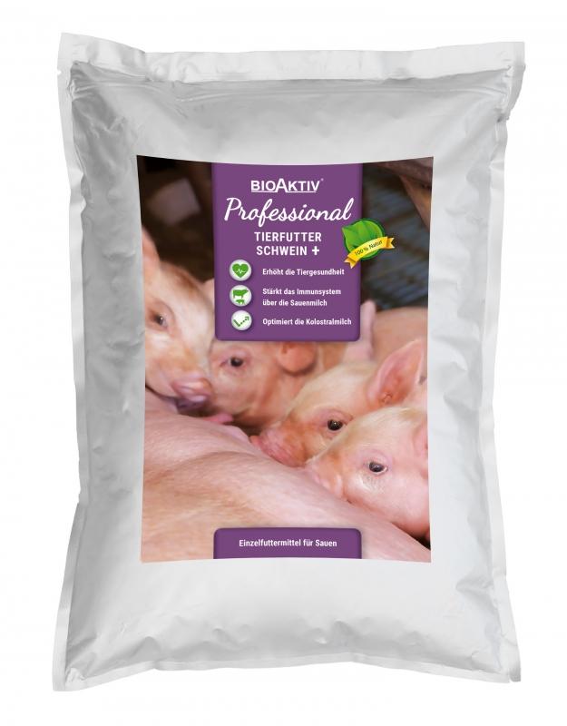 BioAktiv Professional Tierfutter Schwein +