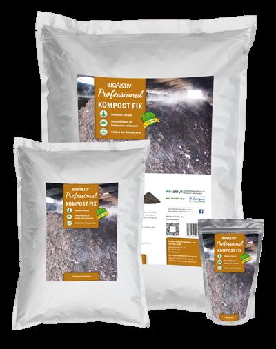 BioAktiv Professional Kompost FIX